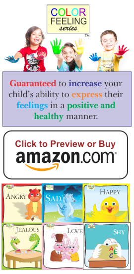 Guaranteed to increase your child�s ability to express their feelings in a positive and healthy manner. Click to Preview or Buy at Amazon