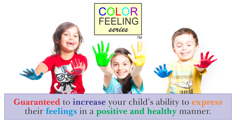 Guaranteed to increase your child�s ability to express their feelings in a positive and healthy manner.